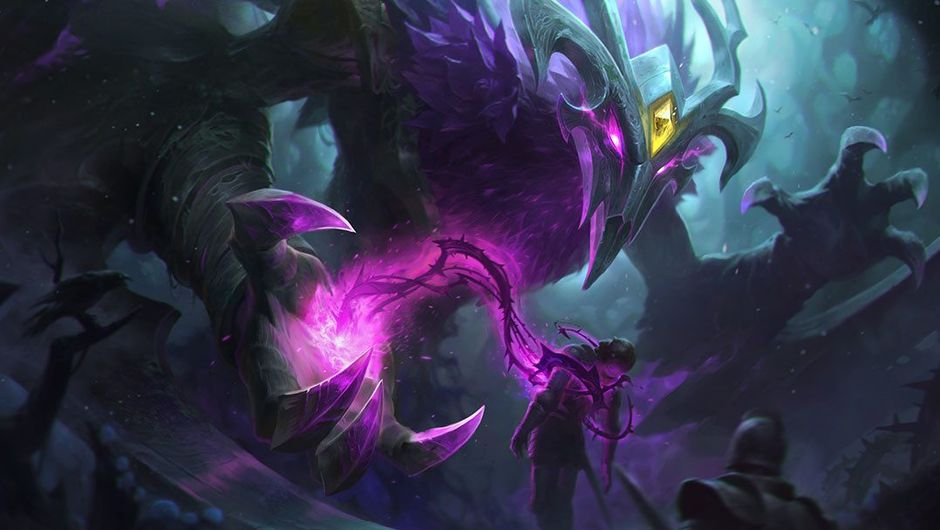 Picture of Elderwood Nocturne in League of Legends