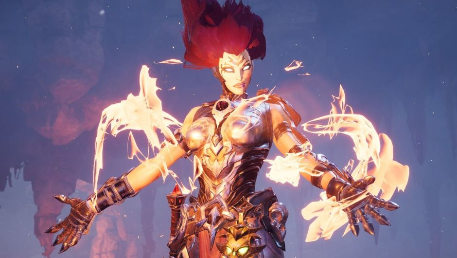 Picture of Fury from Darksiders 3 by THQ Nordic