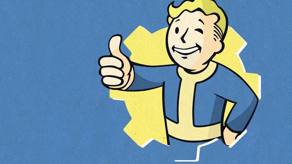 picture showing vault boy