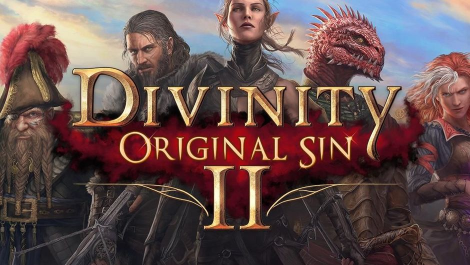 Picture of several protagonists of Divinity: Original Sin 2