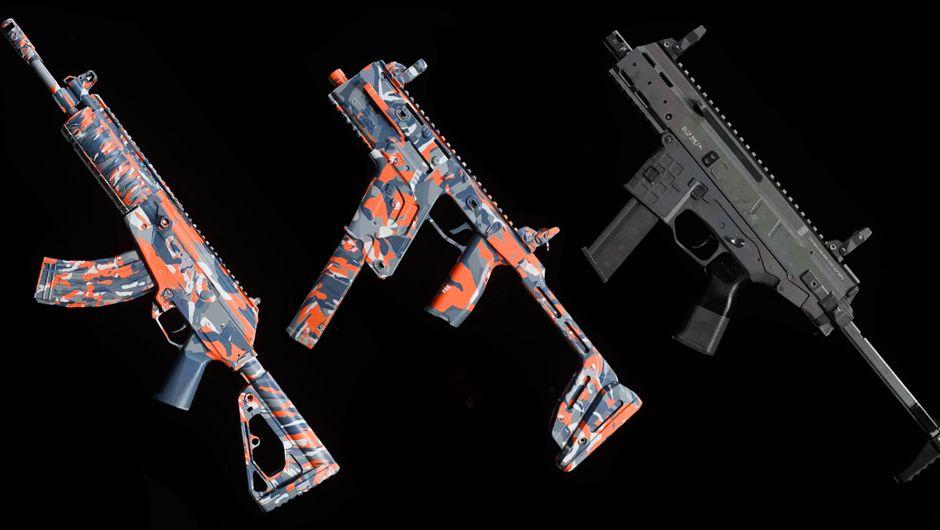 Call Of Duty Modern Warfare Season 4 Weapons Leaked