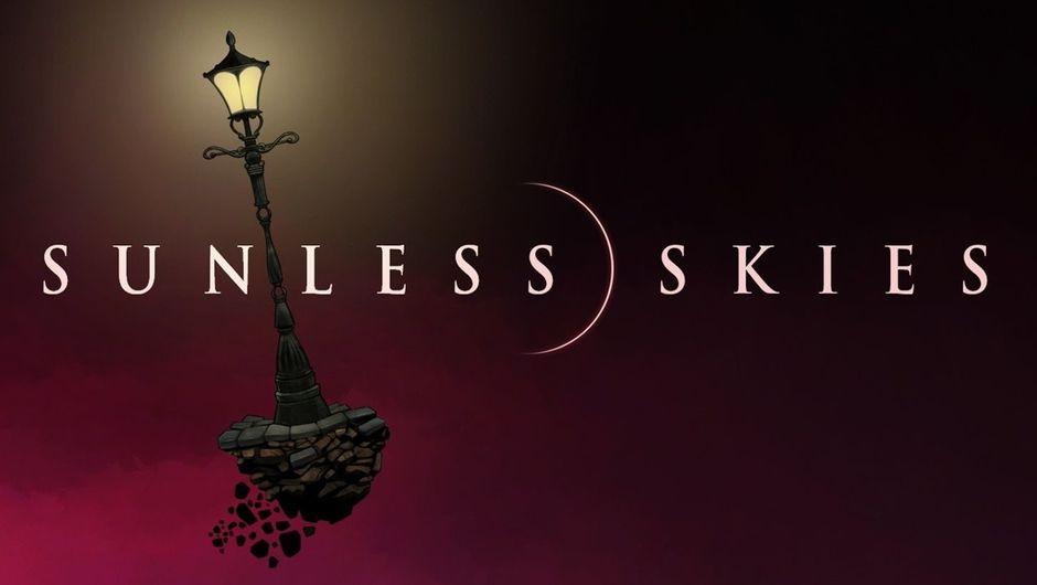Sunless Skies logo