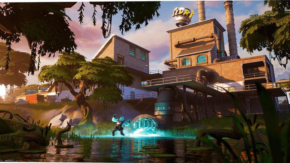 New locations in Fortnite's Season 11