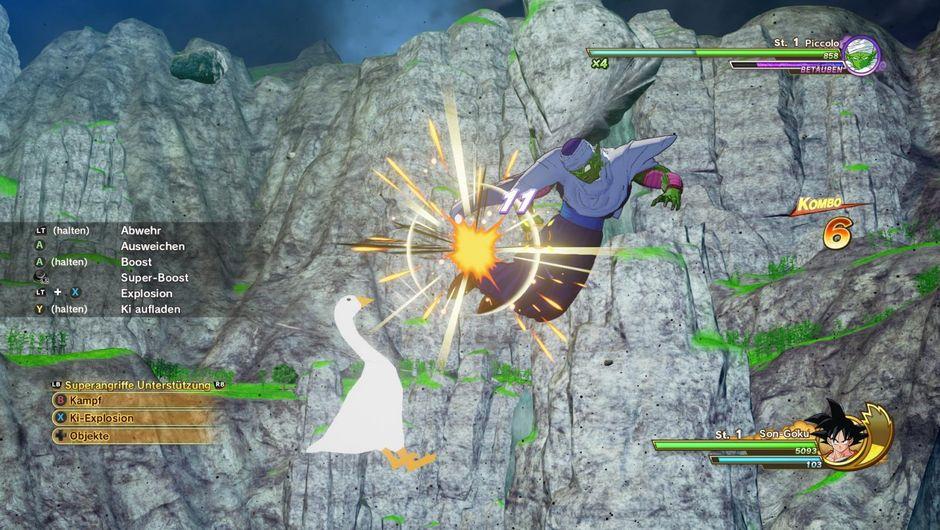 Dragon Ball Z: Kakarot - Goose