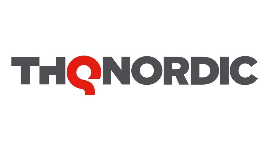 Logo of THQ Nordic