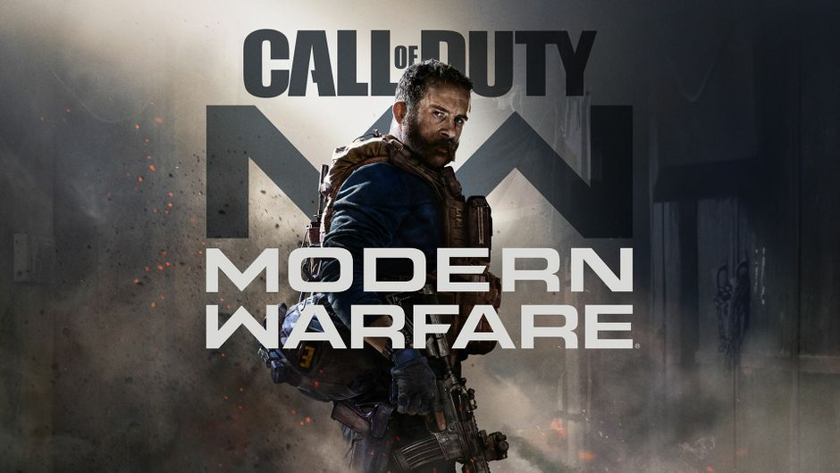 Key art for Call of Duty: Modern Warfare