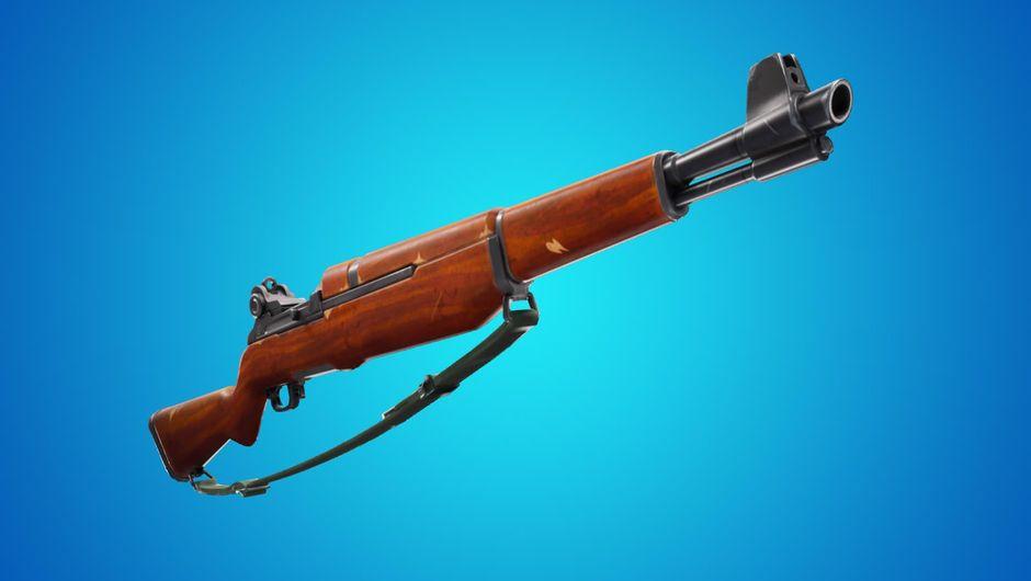 Infantry gun, Fortnite's new weapon