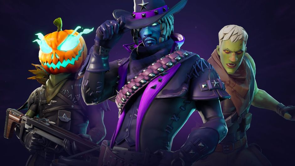 Fortnitemares, a Halloween themed limited time mode for Fortnite