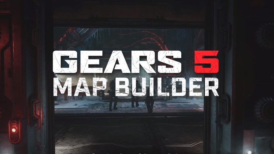 Gears 5 artwork showing the game's logo