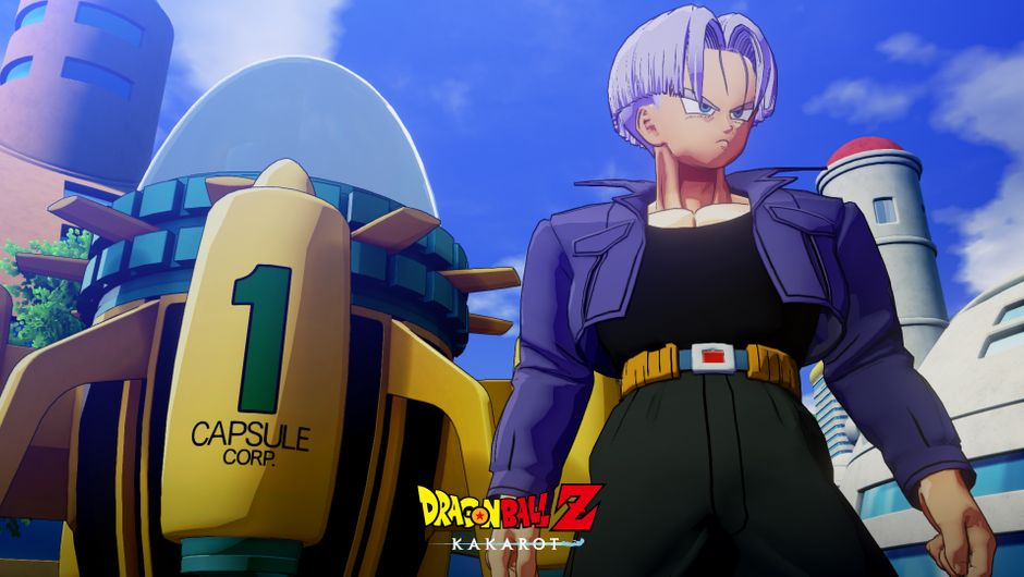 Dragon Ball Z: Kakarot - Time machine