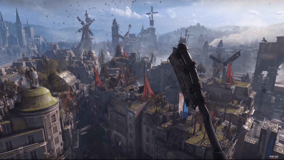 Environmental changes to Dying Light 2