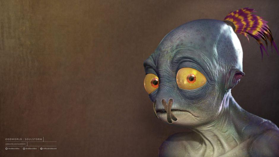 Picture of a Modokan in Oddworld: Soulstorm