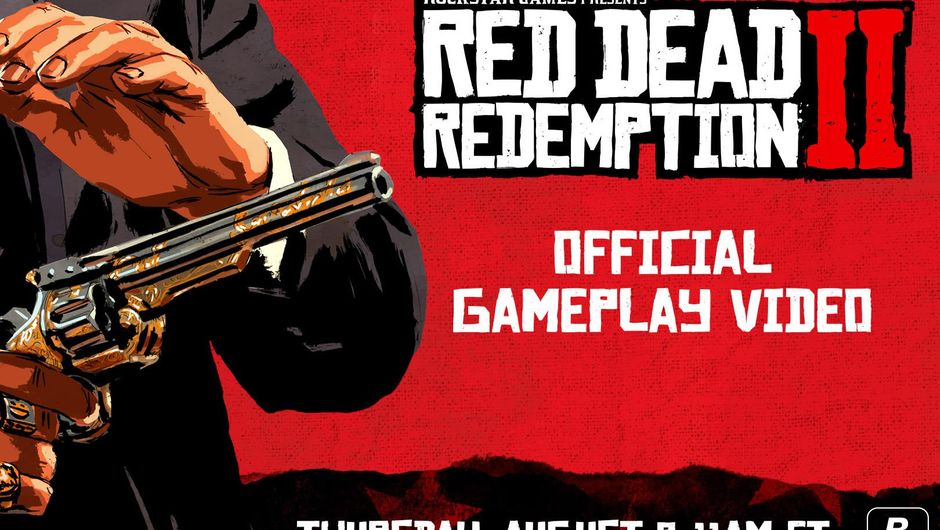Gameplay trailer announcement for Red Dead Redemption 2