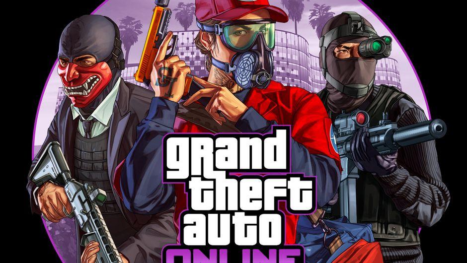GTA online - The Diamond Casino Heist launch date
