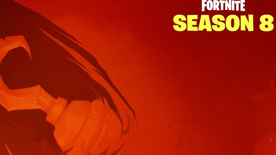 Picture of the teaser for Fortnite's Season 8