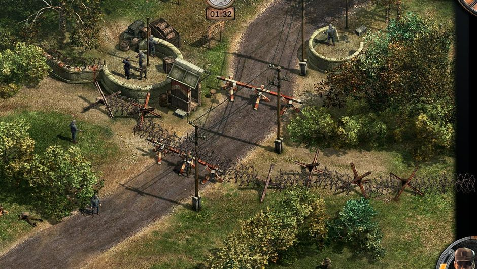 Screenshot from Commandos 2 HD Remaster