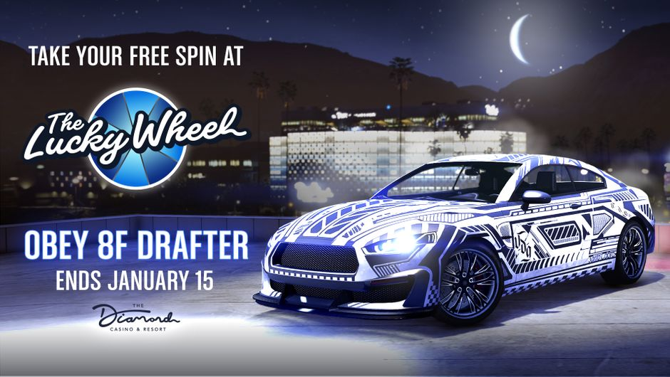 GTA Online - Obey 8F Drafter promo image