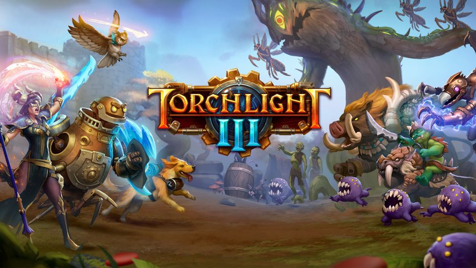 Torchlight III promo image