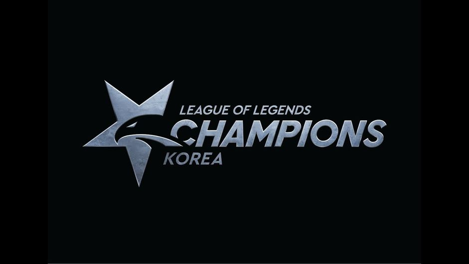League of Legends Champions Korea (LCK) logo