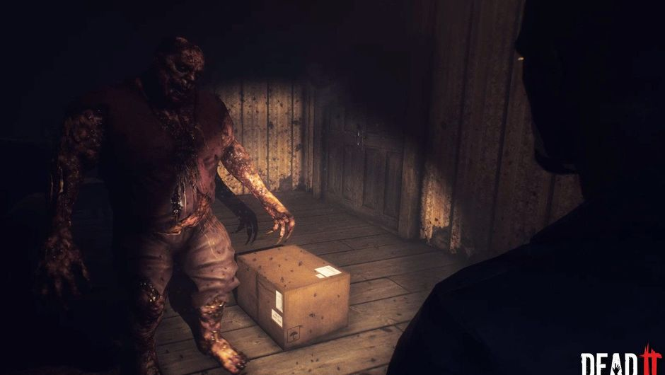 Screenshot of a fat zombie in the upcoming game Dead Frontier 2