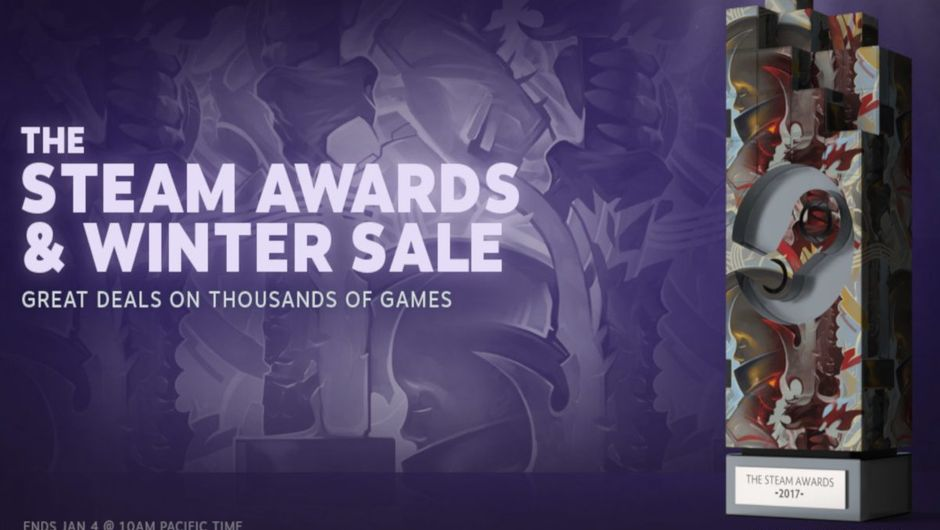 picture showing banner for steam