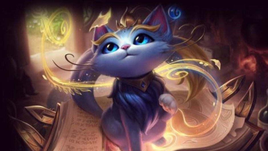 Picture of Yuumi in League of Legends