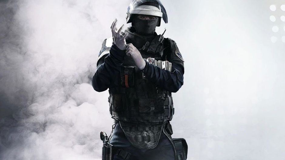 picture showing a character from rainbow six siege