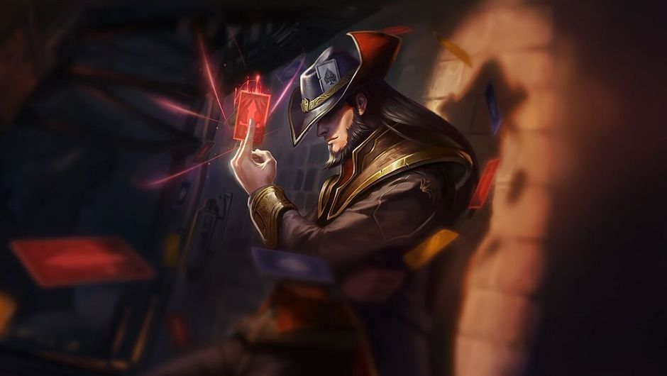 League of Legends - Twisted Fate