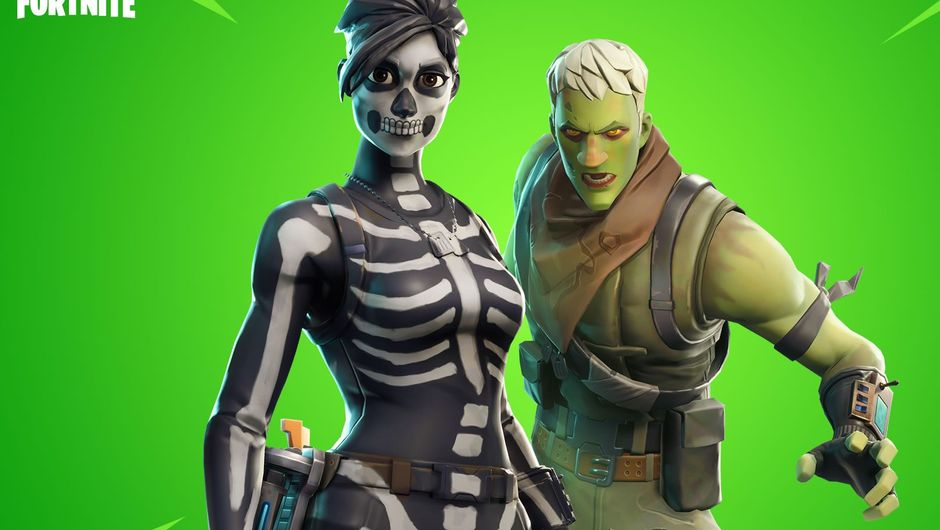 Two Halloween gifts for Fortnite: Save the World players