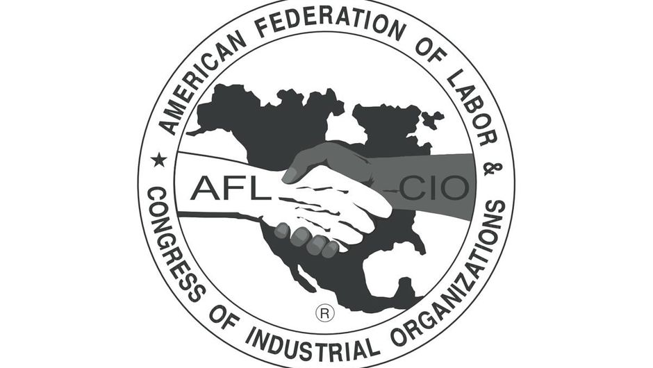 The American Federation of Labor and Congress of Industrial Organizations logo