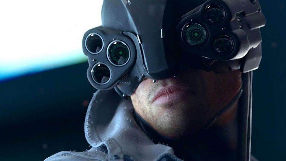 Cyberpunk 2077's Psycho Squad member