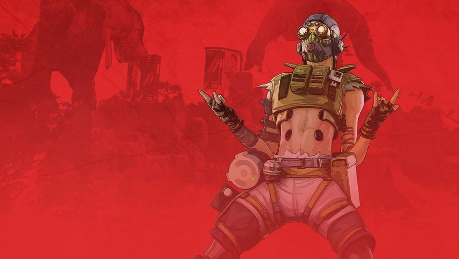 picture showing octane from apex legends