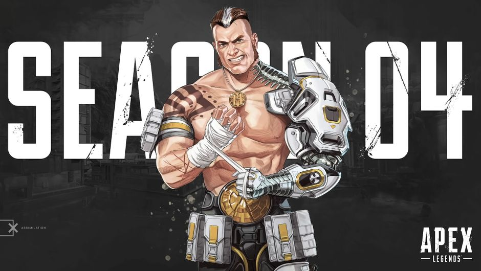 Apex Legends character Forge
