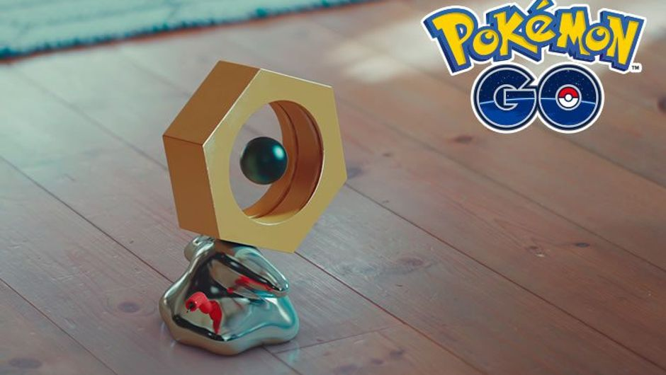 Pokemon GO's newly revealed Pokemon Meltan