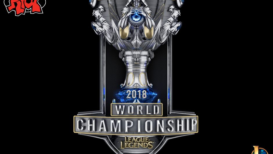 Picture of the Summoners' Cup for World Championship 2018 in League of Legends