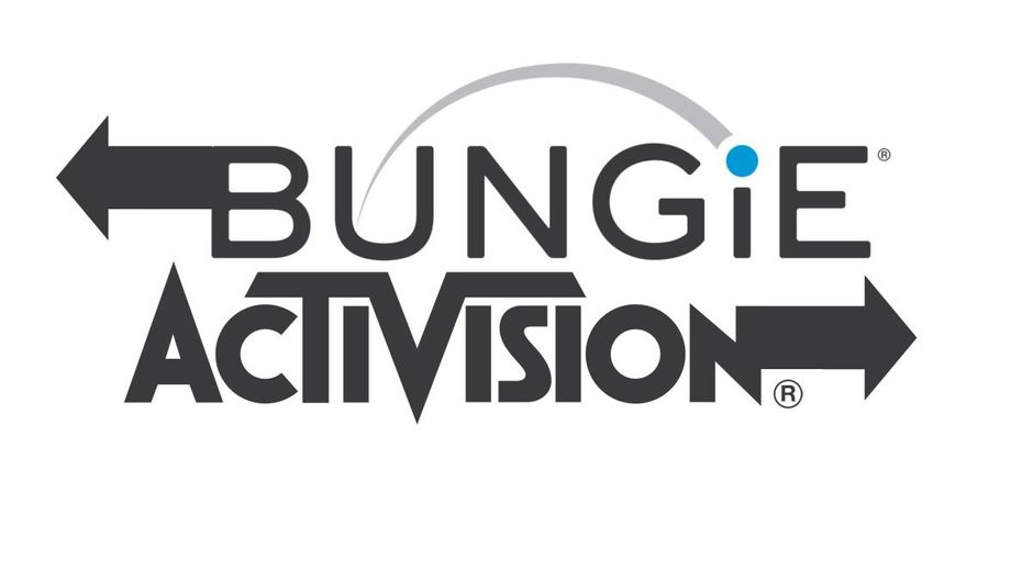 Bungie and Activision logos
