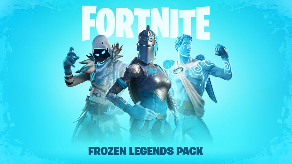 Fortnite - Frozen Legends Pack