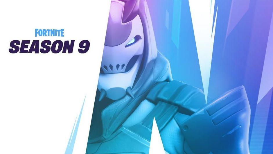 Fortnite, Season 9, first teaser image
