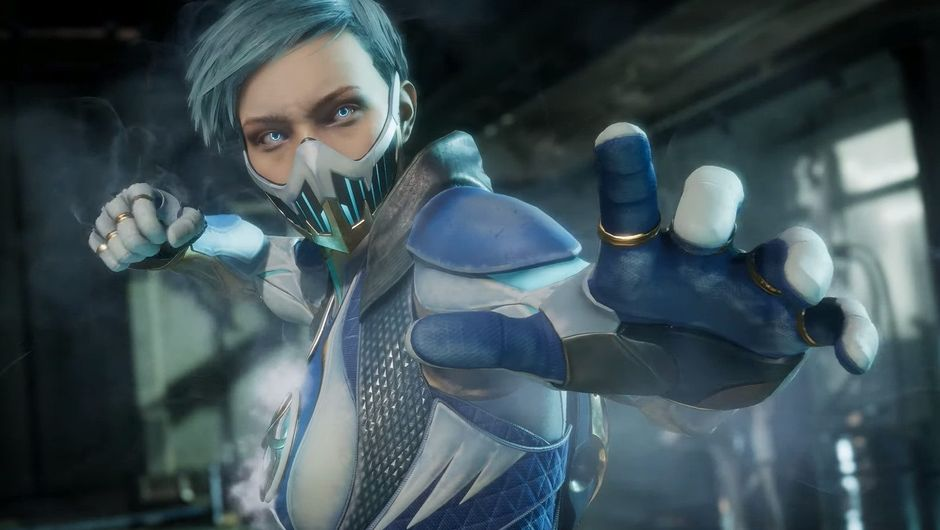 Picture of Frost in Mortal Kombat 11