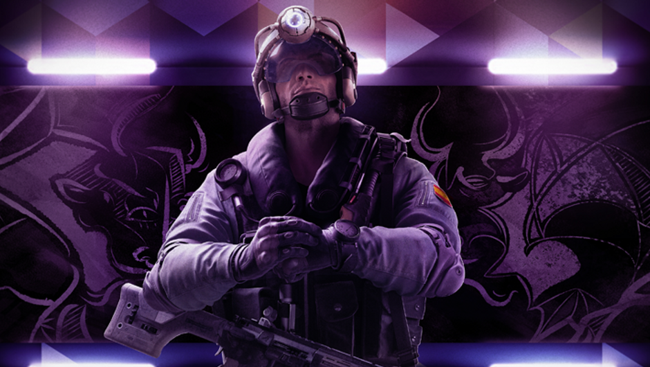 Picture of Jackal from Rainbow Six Siege