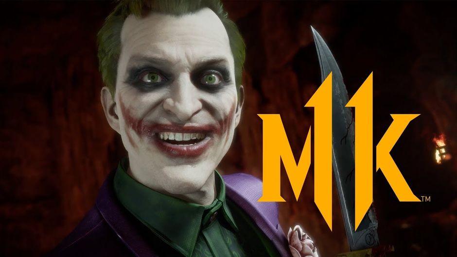 Mortal Kombat 11 - Joker