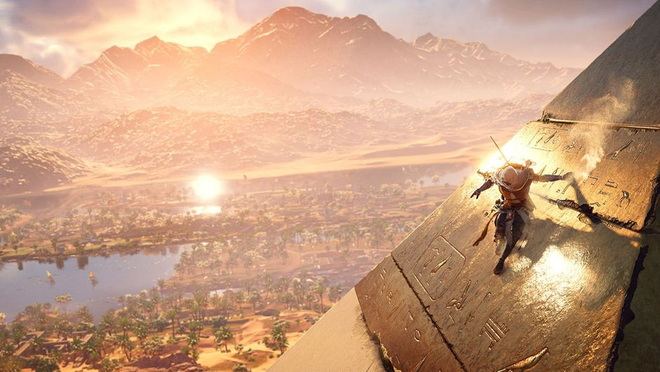 Assassin S Creed Origins Is Free To Play On Pc For A Limited Time