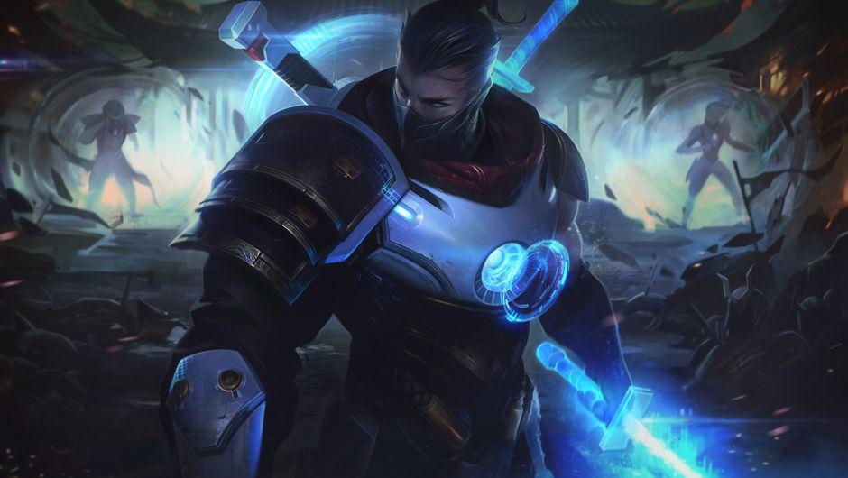 League of Legends - Pulsefire Shen