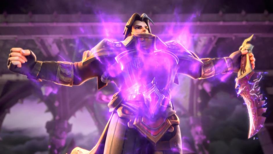 Paladins Best Champions 2021 Paladins gets new champion teaser for Corvus, The Magistrate's Blade