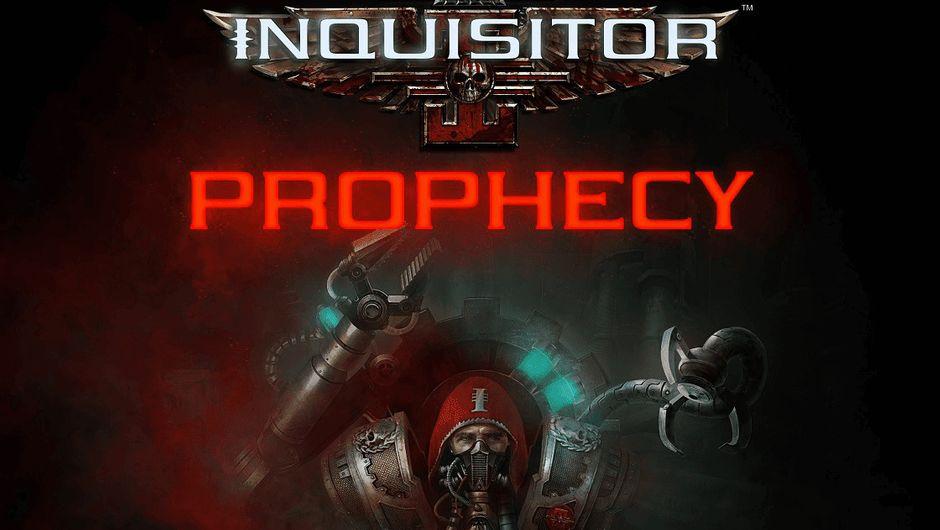Warhammer 40,000: Inquisitor - Prophecy DLC promo image