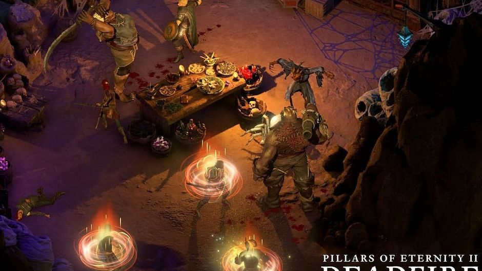 Promotional picture for PIllars of Eternity II: Deadfire