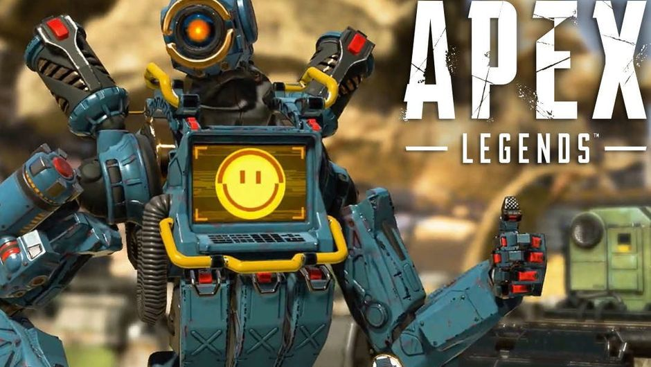 Picture of Pathfinder from Apex Legends