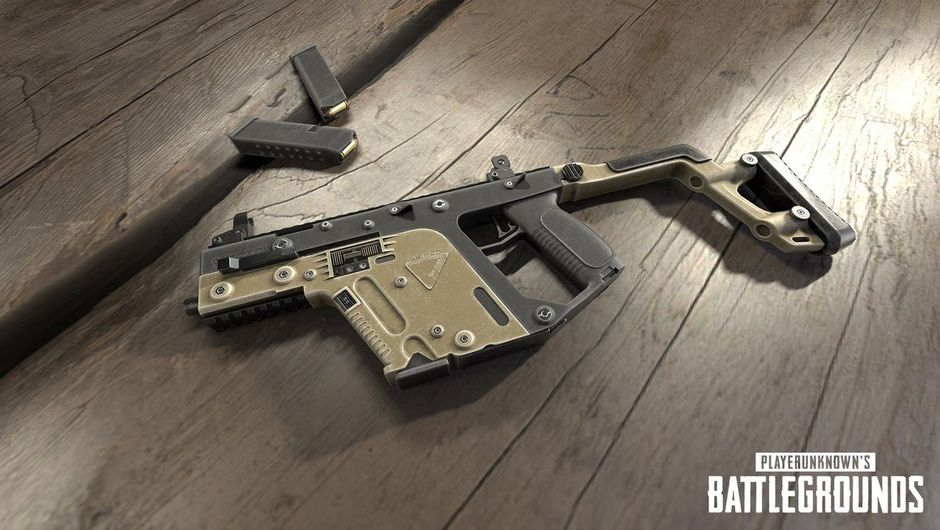 Picture of Kriss Vector in PUBG