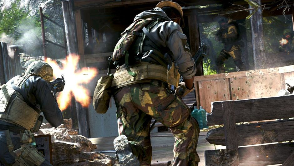 Call of Duty: Modern Warfare promo screenshot