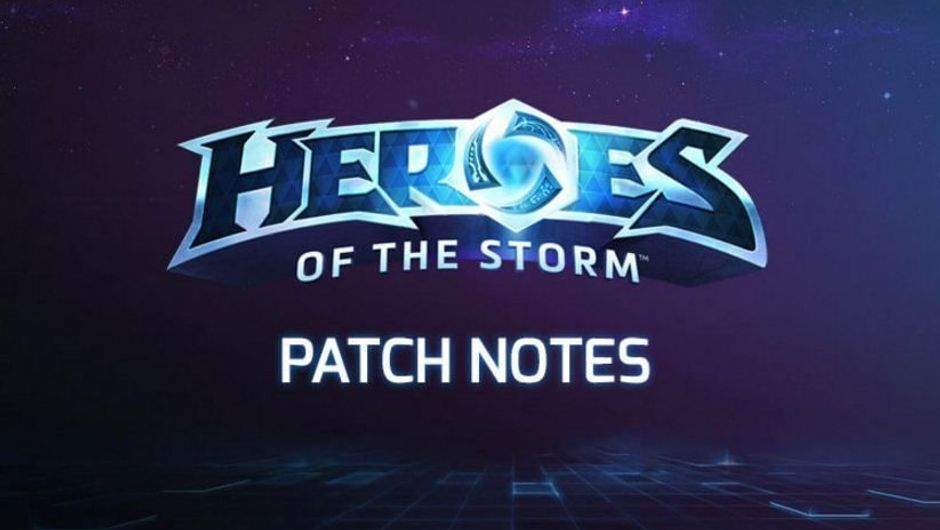 Hots patch notes